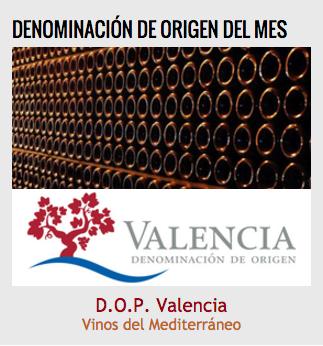 D.O. del Mes de mayo: D.O.P. Valencia