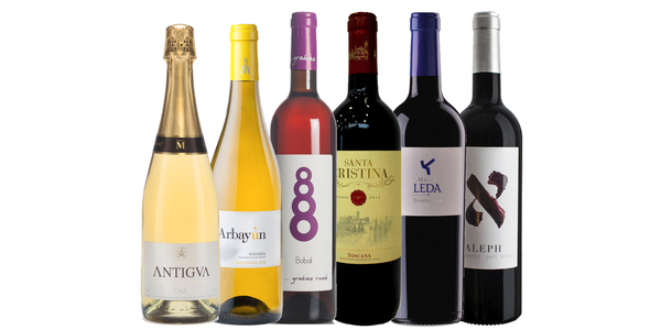 Lote Club Vinos Verema abril 2016
