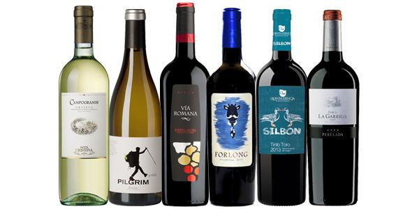 Lote Club Vinos Verema octubre 2015
