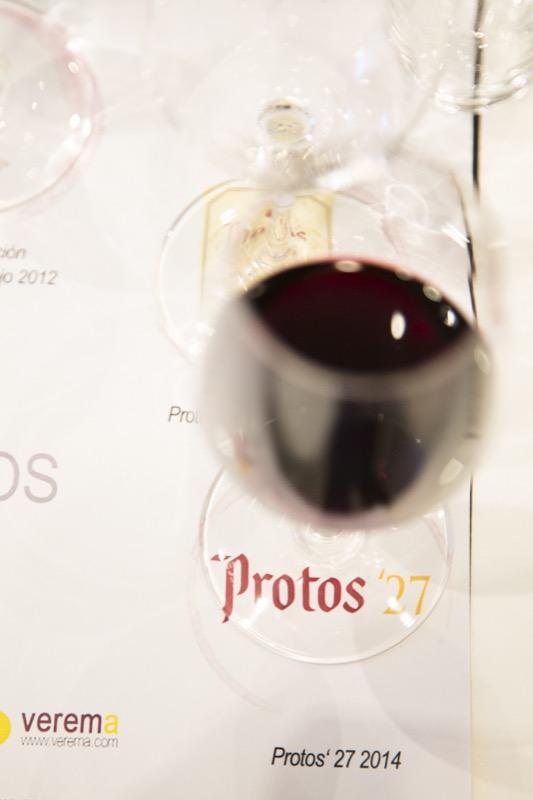 Cata Bodegas Protos en la III Experiencia Verema Madrid