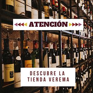 Tienda de vinos Verema