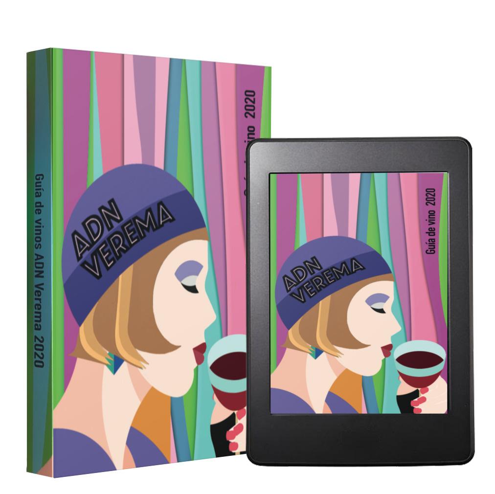 Portada guía de vinos ADN Verema 2020
