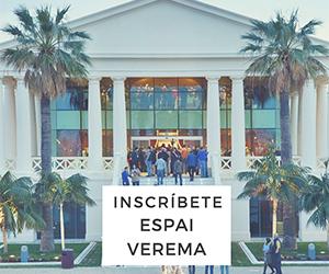 Banner Espai Verema 2019