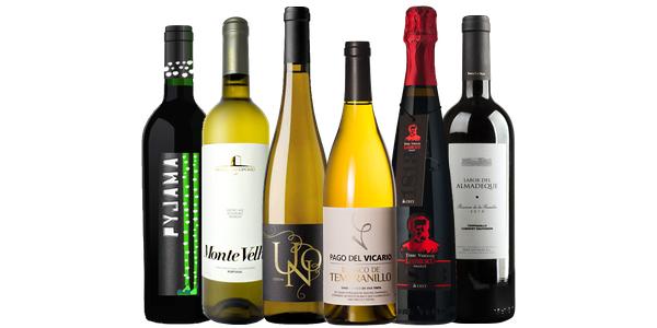 Lote Club Vinos Verema julio 2016