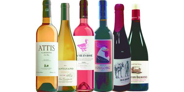 Lote Club Vinos Verema octubre 2016
