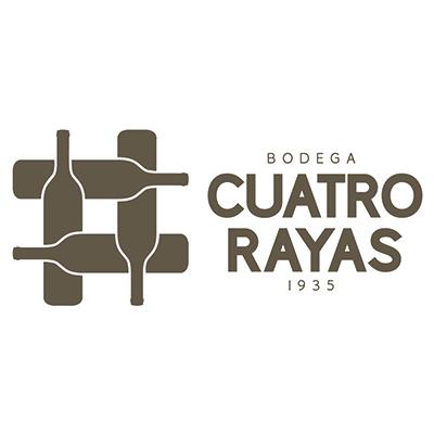 Logo Bodegas Cuatro Rayas