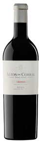 Altos de Corral Crianza 2016
